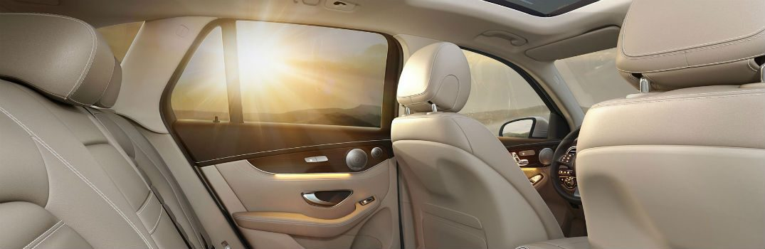 Does The Mercedes Benz GLC Have Leather Seats