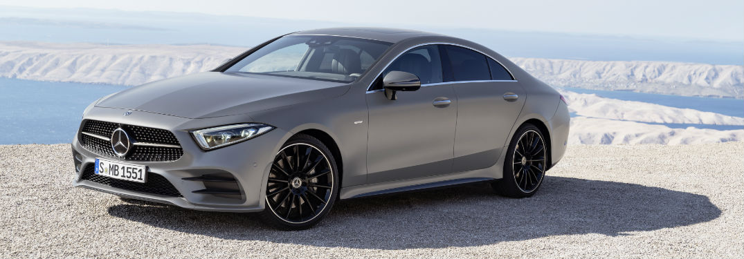 2019 Mercedes Benz CLS Coupe Performance Specs And