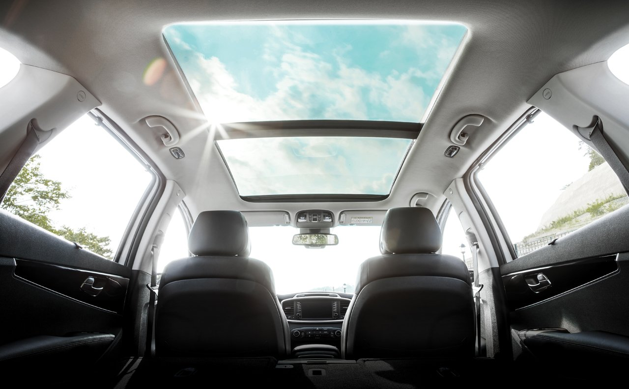 Kia Models With Sunroofs Spring Hill FL