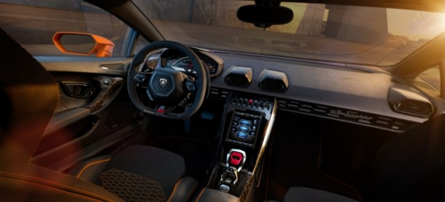 Image result for lamborghini huracán evo 2019 interior