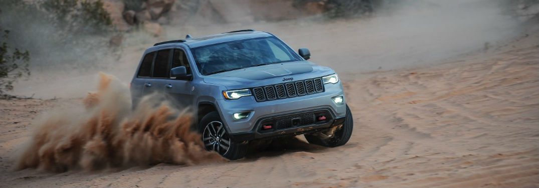 The 4x4 Off-Road Technology Of Jeep Vehicles Explained