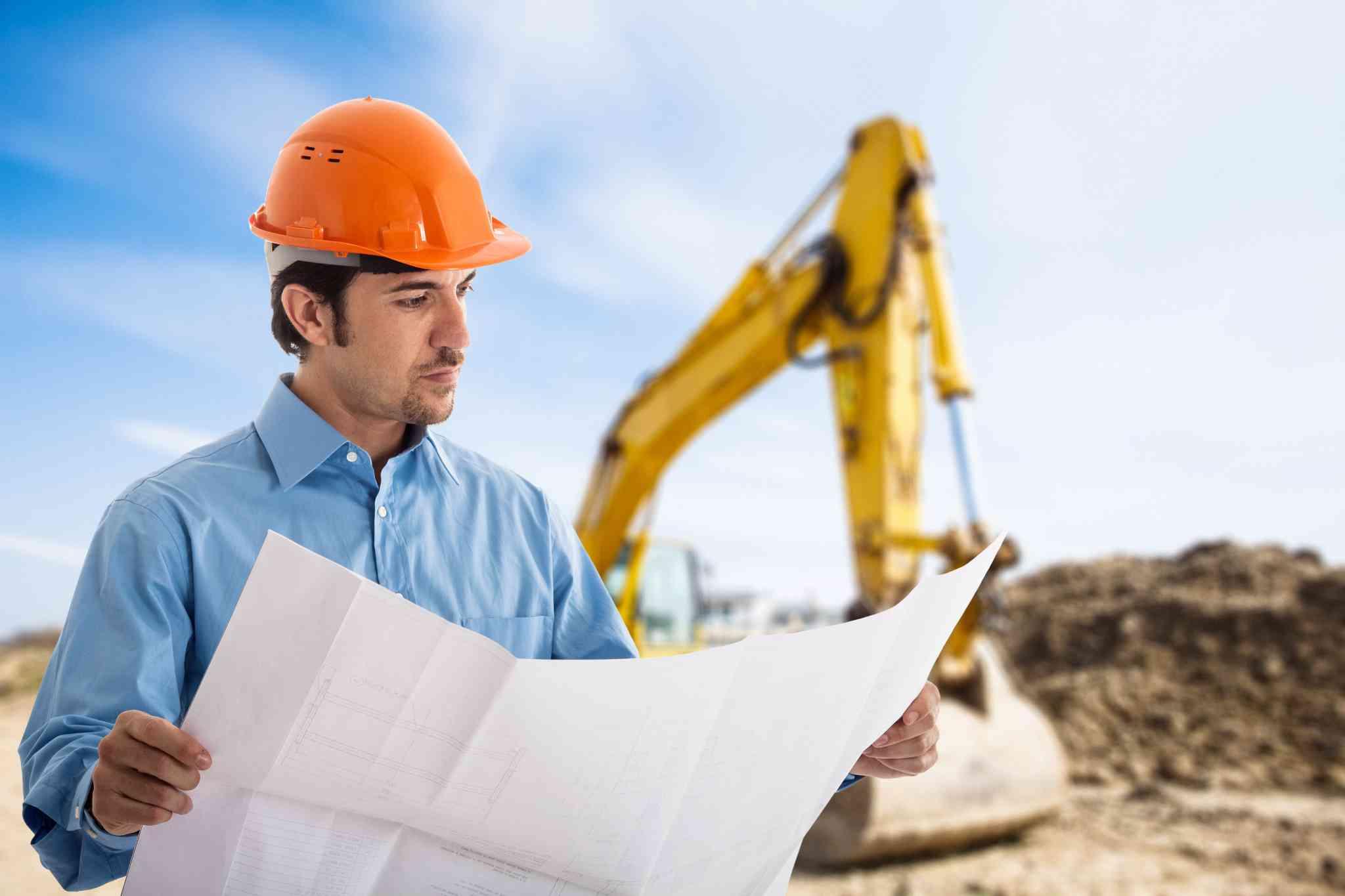 O engenheiro civil que as construtoras procuram