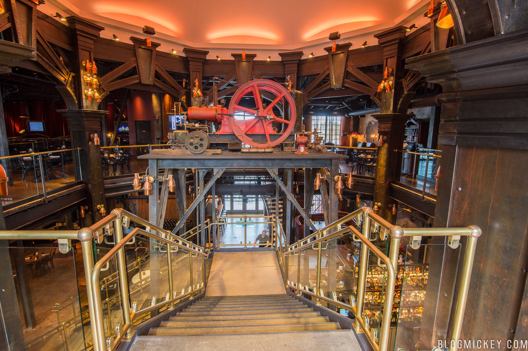 PHOTOS Take A Tour Of The Edison At Disney Springs