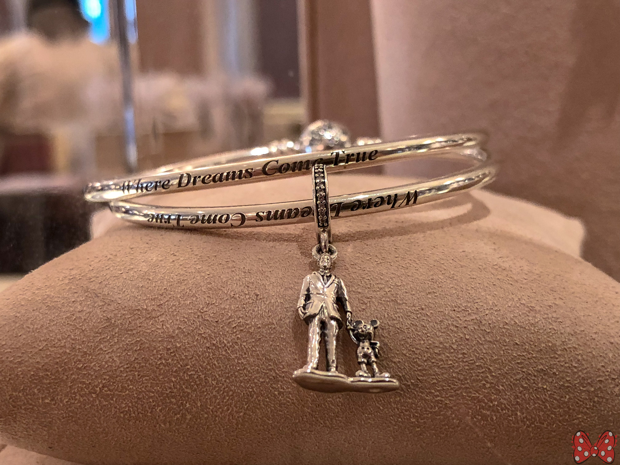 pandora charms at disney world