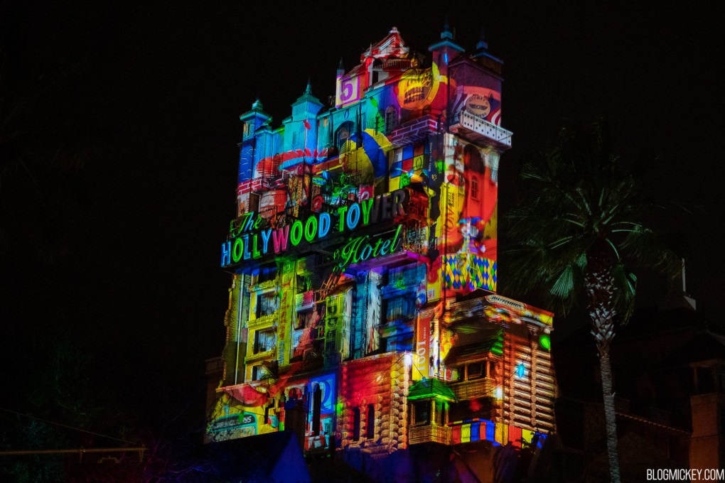 hollywod holiday tower hotel christmas 2020 16