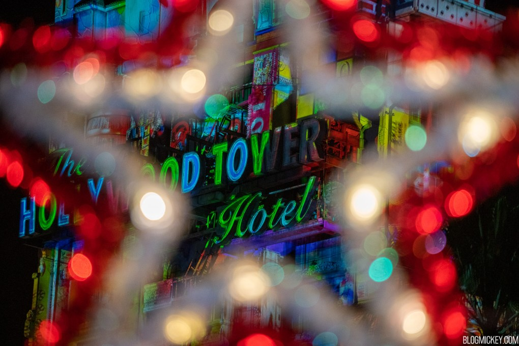 hollywod holiday tower hotel christmas 2020 17