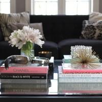 Inspiração: Decorando com Livros