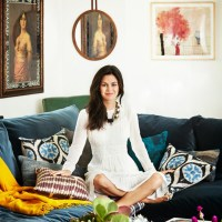 Inspiração: Casa da Rachel Bilson
