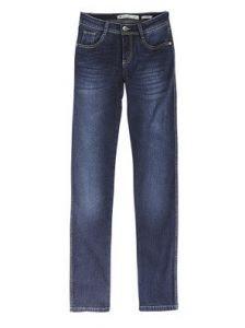 calça jeans tradicional hering