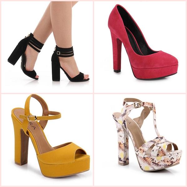 sapatos lara