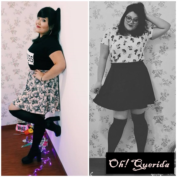 Oh querida pinup plus size