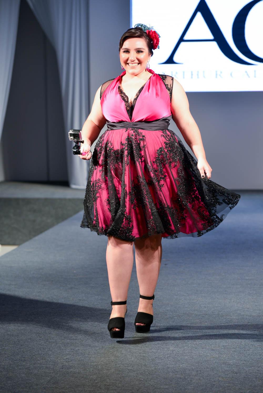 vestido de festa plus size 1