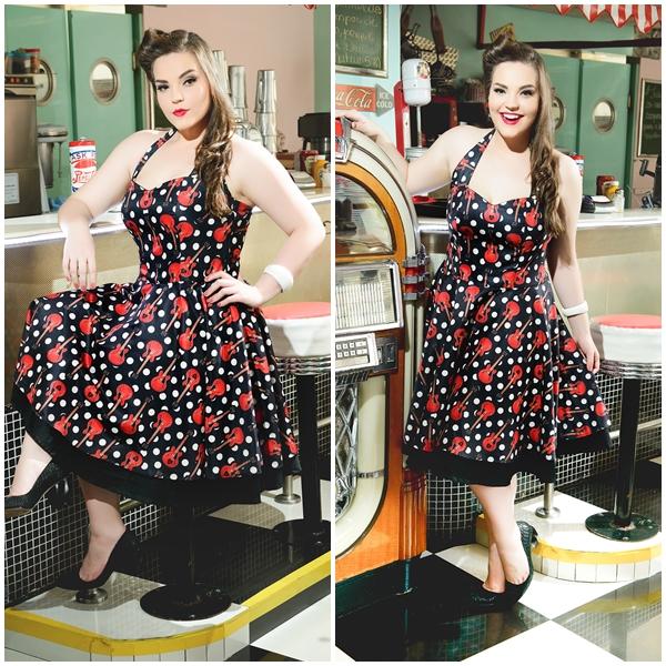 roupa anos 50 para gordinhas 2