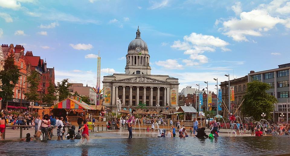 Noteworthy City of Nottingham
