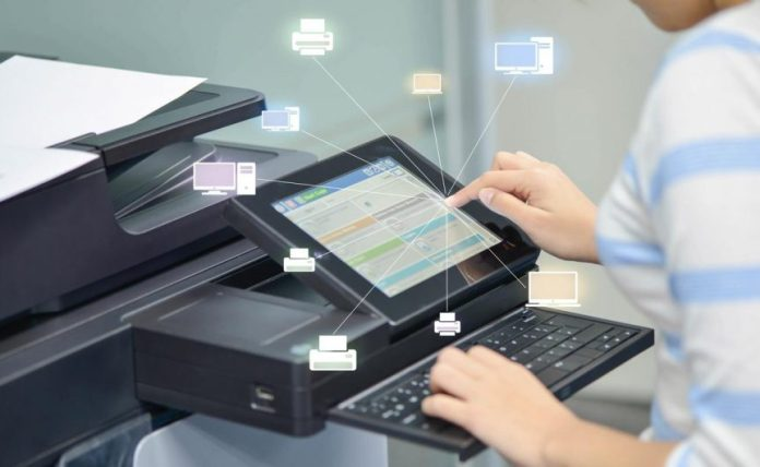 How Office Multifunction Devices Reduce Burden of Employees