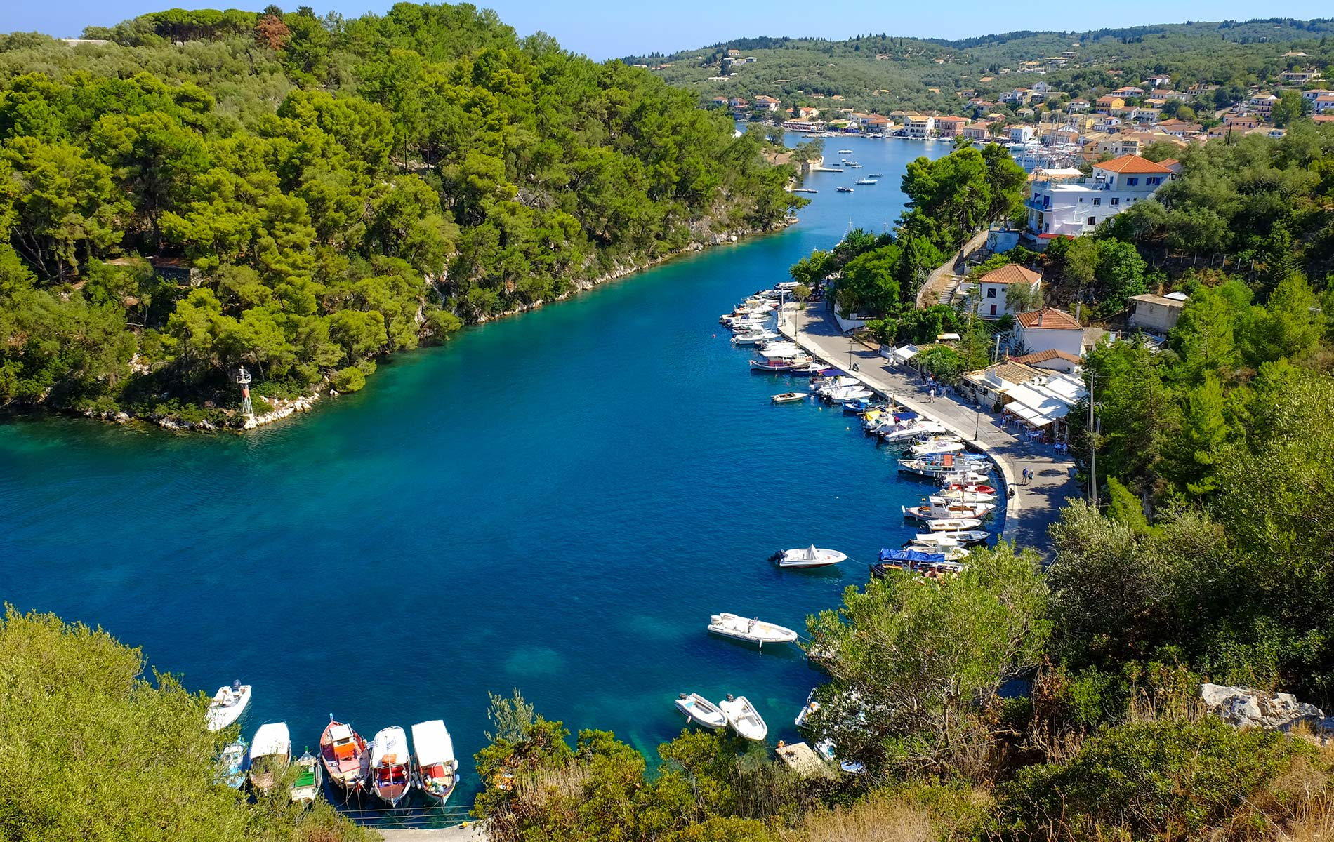 Holiday at Paxos Island