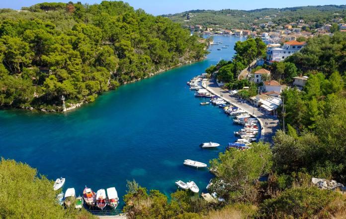 Holiday at Paxos Island