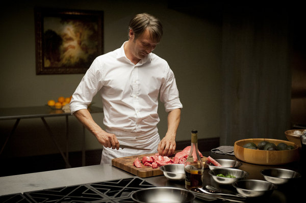 Hannibal Tonight at 10:00 Eastern on NBC - Chills What's for Dinner?