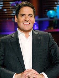 Mark Cuban Bilionaire want to meet him on Sharktank?