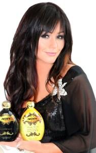 JWow has her own Australian Gold Bronzer