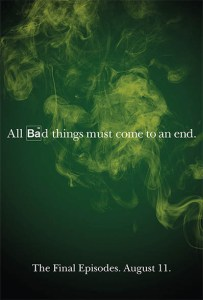 This teaser poster for Breaking Bad contains a clue to the final episodes outcome