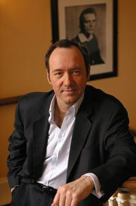 Oscar Winner, Kevin Spacey was nominated for Best Actor in the Political thriller House of Cards on Netflix