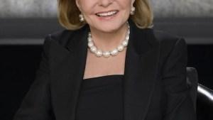Barbara Walters Says Goodbye