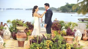 Josh proposes to Andi on the Bachelorette
