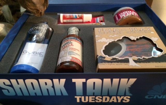 Shark Week Shark Tank Swag Giveaway