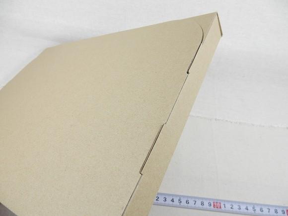 新しい箱は、蓋が浮きません。