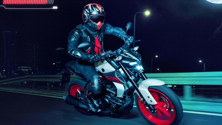 Yamaha dévoile la nouvelle MT-125