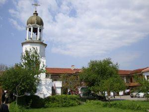 Поморие. Монастырь Св. Георгия.