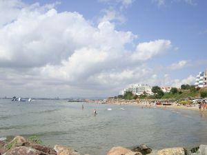 Святой Влас. Пляж.