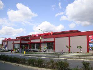 Святой Влас. Новый супермаркет.