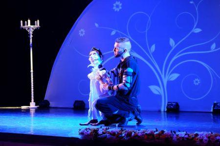 Театр кукол. Аполлон Поролонович
