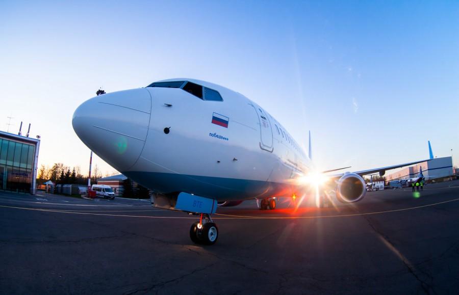 Победа авиакомпания телефон горячей линии москва