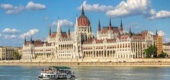 Wizz Air: полеты из Казани в Будапешт за 4200 руб. туда-обратно!