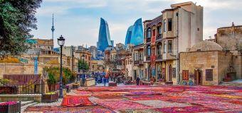 Прямые рейсы из Минеральных Вод в Баку всего за 4100 руб. туда-обратно