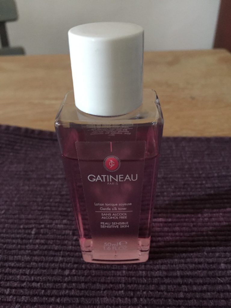 Gatineau paris alcohol free toner