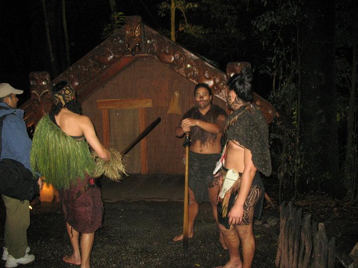 maori reinactment