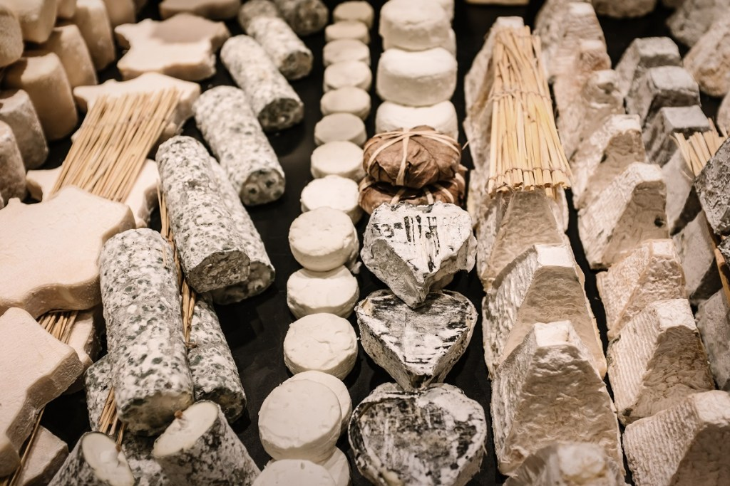 French fine cheeses