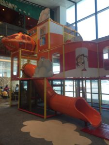 KIDS PLAY AREA CHANGI