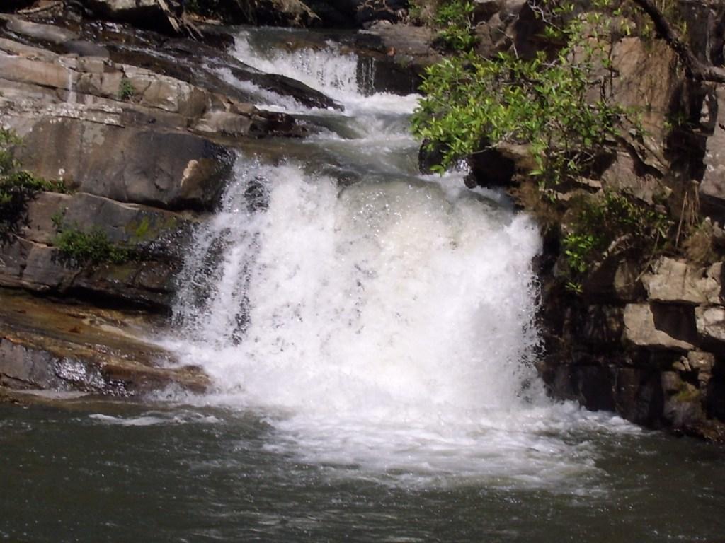 waterfall Chiang mai