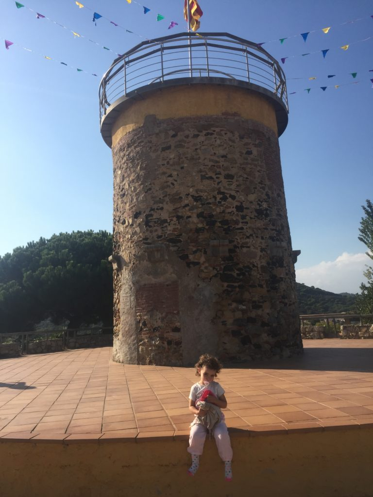 Castell fortress, Malgrat de Mar