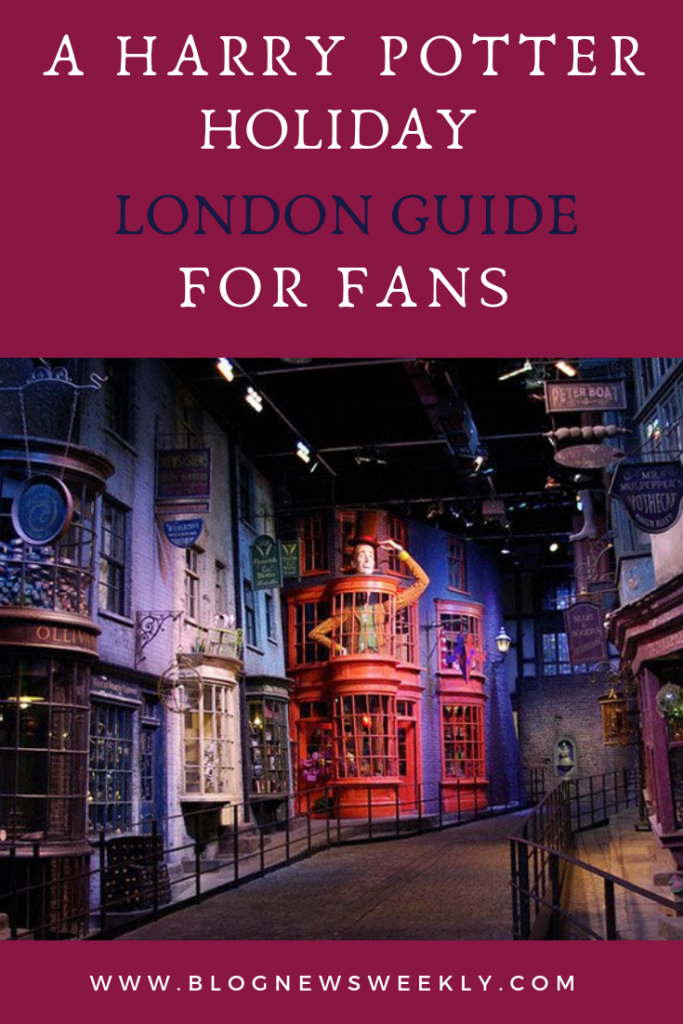 Most Harry Potter fans would love a Harry Potter holiday. Here is just the thing - a London guide for fans, featuring all things Harry Potter. Magical!