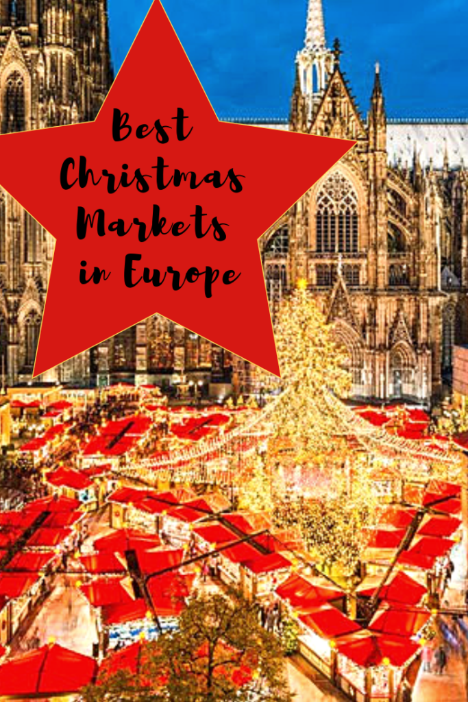 Here are the best Christmas markets to visit in Europe, all winter wonderland destinations. Get in the spirit of Christmas and step into the magical world!