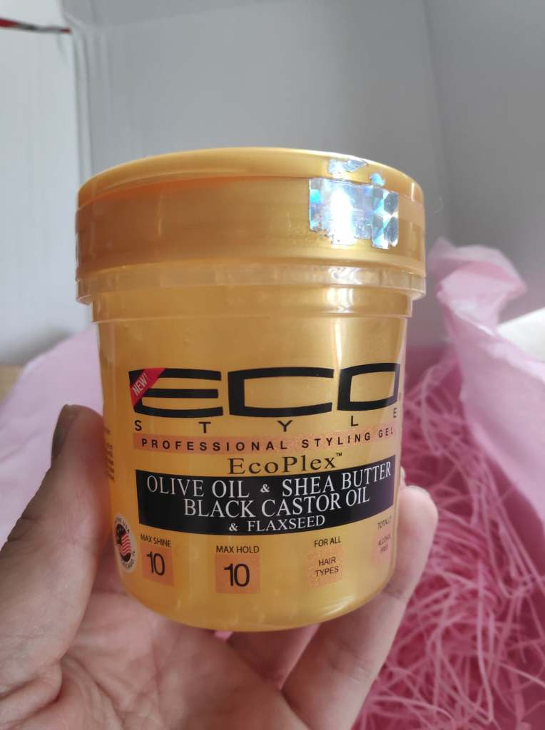 Eco Style Curly hair gel