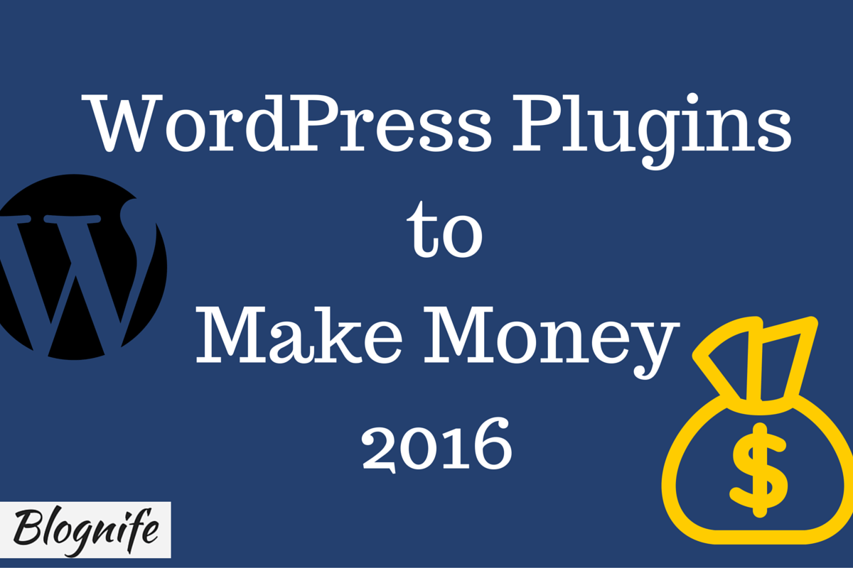 13 Best WordPress Plugins to Make Money Online 2020
