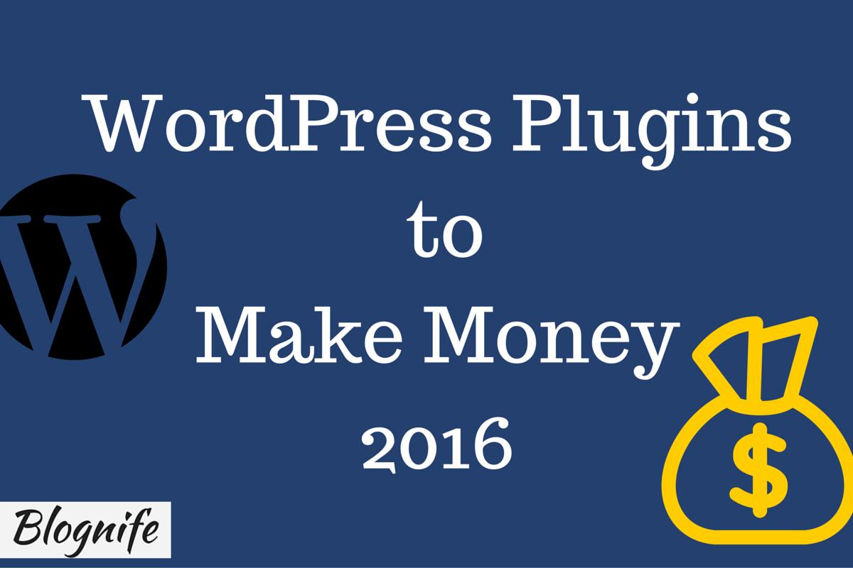 13 Best WordPress Plugins to Make Money Online 2020