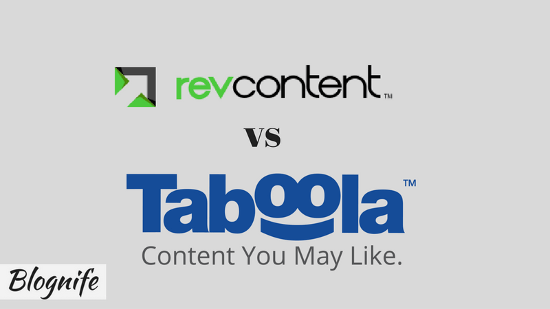 Taboola vs RevContent- The Battle Between Top Native Ad Networks
